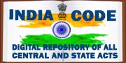 Logo of Indiacode
